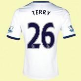 Nouveaux Maillot De Football Chelsea (Terry 26) 15/16 Extérieur Adidas Nouveau