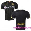 Nouveaux Maillot Foot Borussia Dortmund 2015-16 Extérieur Pas Chere