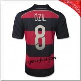 Ozil 8 Maillots Allemagne Extérieur 2014 2015