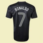 Personnalisé Maillot De Foot (Ronaldo 7) Portugal 15/16 Extérieur Nike Retro Boutique Paris