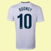 Personnaliser Maillot De Foot (Rooney 10) Angleterre 15/16 Domicile Provence