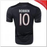 Robben 10 Maillot Foot Bayern Munich Troisième 2014 2015 Collection