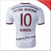 Robben 10 Maillots Bayern Munich Extérieur 2014 2015 Soldes Marseille