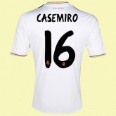 Solde Maillot De Football Fc Real Madrid (Casemiro 16) 15/16 Domicile Adidas