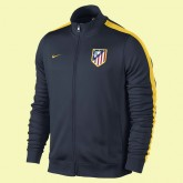 Solde Veste Football Atletico De Madrid 2015/16 Gris #3184 Hot Sale