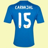 Soldes Maillot Football Fc Real Madrid (Carvajal 15) 15/16 Extérieur Adidas