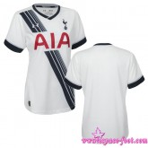 Tottenham Maillot Femme 2015-16 Game Domicile Maillots Foot 2015-16 Nice