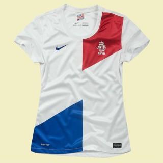 Tout Les Maillot De Football Femme Hollande 15/16 Extérieur Floqué #3157 Lyon