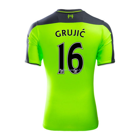 Grujic Liverpool Maillot Third 2016/2017