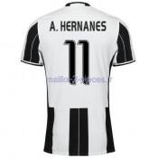 A.Hernanes Juventus Maillot Domicile 2016/2017