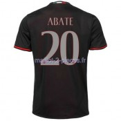 Abate AC Milan Maillot Domicile 2016/2017