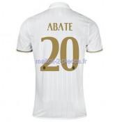 Abate AC Milan Maillot Exterieur 2016/2017