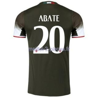 Abate AC Milan Maillot Third 2016/2017