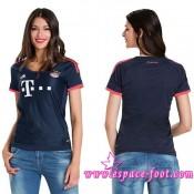 Achat Maillots Bayern Munich 2015/2016 Femme Troisième Vente Privee
