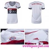 Acheté Maillot Bayern Munich Femme 2015/16 Extérieur Nice