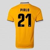 Acheter Maillot De Foot (Pirlo 21) Juventus 2014 2015 Extérieur Fr