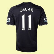 Acheter Maillot Foot Chelsea (Oscar 11) 15/16 3rd Adidas France Soldes