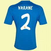 Acheter Maillot Foot (Varane 2) Fc Real Madrid 2014 2015 Extérieur Pas Chere