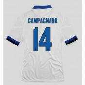 Acheter Un Maillot De (Campagnaro 14) Inter Milan 2014 2015 Extérieur