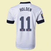 Acheter Un Maillot De Foot (Holden 11) Usa 15/16 Domicilee Shop France
