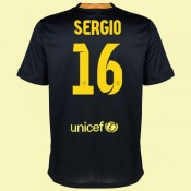 Acheter Un Maillot De Foot (Sergio Busquets 16) Fc Barcelone 2014 2015 3rd Faire Une Remise