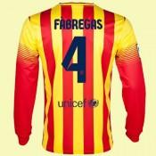 Acheter Un Maillot De Manches Longues (Cesc Fàbregas 4) Fc Barcelone 2014 2015 Extérieur Soldes Lyon