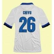 Acheter Un Maillot Football (Chivu 26) Inter Milan 2014 2015 Extérieur Nike Vintage