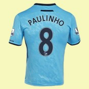 Acheter Un Maillot Tottenham (Paulinho 8) 15/16 Extérieur Under Armour