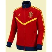 Acheter Un Veste De Foot Espagne 15/16 Rouge Avec Flocage Officiel #3173 Catalogue