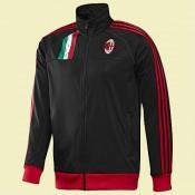 Acheter Veste Football Ac Milan 2015/16 Gris Floqué #3196 Nice