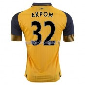 Akpom Arsenal Maillot Exterieur 2016/2017