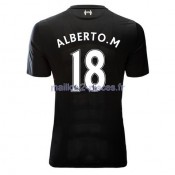 Alberto.M Liverpool Maillot Exterieur 2016/2017