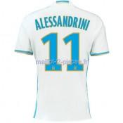 Alessandrini Marseille Maillot Domicile 2016/2017