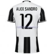 Alex Sangro Juventus Maillot Domicile 2016/2017