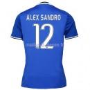 Alex Sangro Juventus Maillot Exterieur 2016/2017
