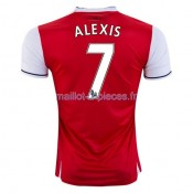 Alexis Arsenal Maillot Domicile 2016/2017