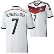 Allemagne Maillot De Football Domicile Coupe Du Monde 2014 Adidas(7 Schweinsteiger) Code Promo