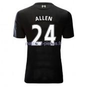Allen Liverpool Maillot Exterieur 2016/2017