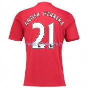 Ander Herrera Manchester United Maillot Domicile 2016/2017