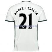 Ander Herrera Manchester United Maillot Third 2016/2017