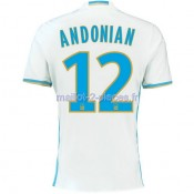 Andonian Marseille Maillot Domicile 2016/2017