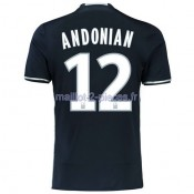 Andonian Marseille Maillot Exterieur 2016/2017