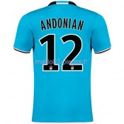 Andonian Marseille Maillot Third 2016/2017