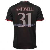 Antonelli AC Milan Maillot Domicile 2016/2017