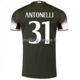 Antonelli AC Milan Maillot Third 2016/2017