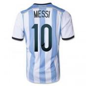 Argentine Maillot De Football Domicile Coupe Du Monde 2014 Adidas(10 Messi)
