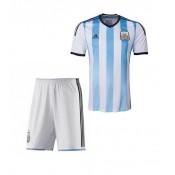 Argentine Maillot De Football Domicile Coupe Du Monde 2014 Adidas+Shorts