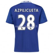 Azpilicueta Chelsea Maillot Domicile 2016/2017