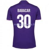 Babacar Fiorentina Maillot Domicile 2016/2017