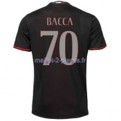 Bacca AC Milan Maillot Domicile 2016/2017